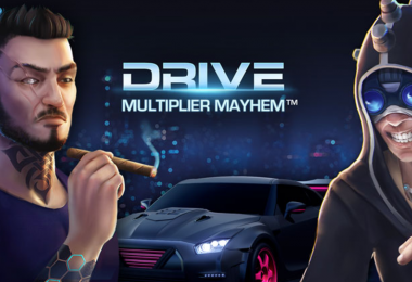 Drive: Multiplayer Mayhem on täällä